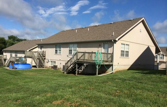 Hawksbury Court Apartments in St Joe Missouri