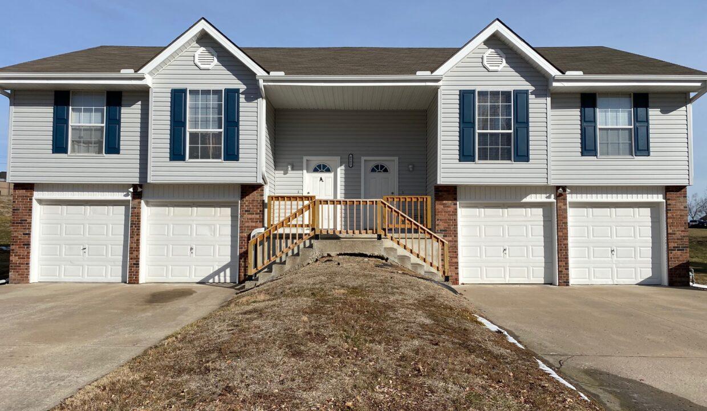 Duplexes for rent on Hunters Glen Drive, St Joseph, MO