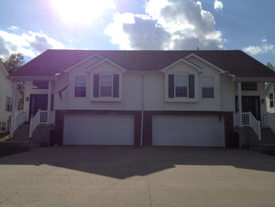 Duplexes for rent on North Woodbine Rd, St Joseph, MO